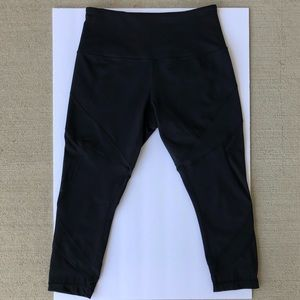 Zella Cropped Legging with Mesh *GREAT CONDITION*